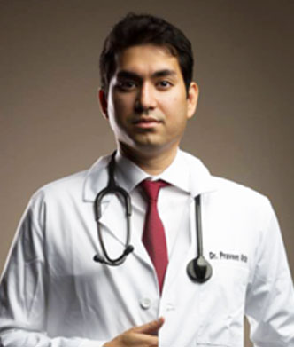 Dr. Praveen Arla, Chief Medical Officer